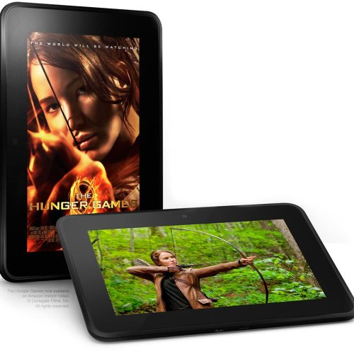 Kindle Fire 16GB tablet w/ 7-inch1280x800 HD display and Dolby stereo: $159 ($40 off) shipped