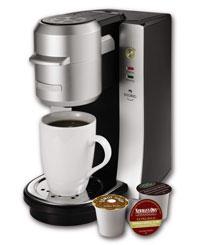 Mr. Coffee KG2 Single Serve Brewer