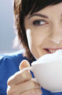 Enjoy your favorite latte