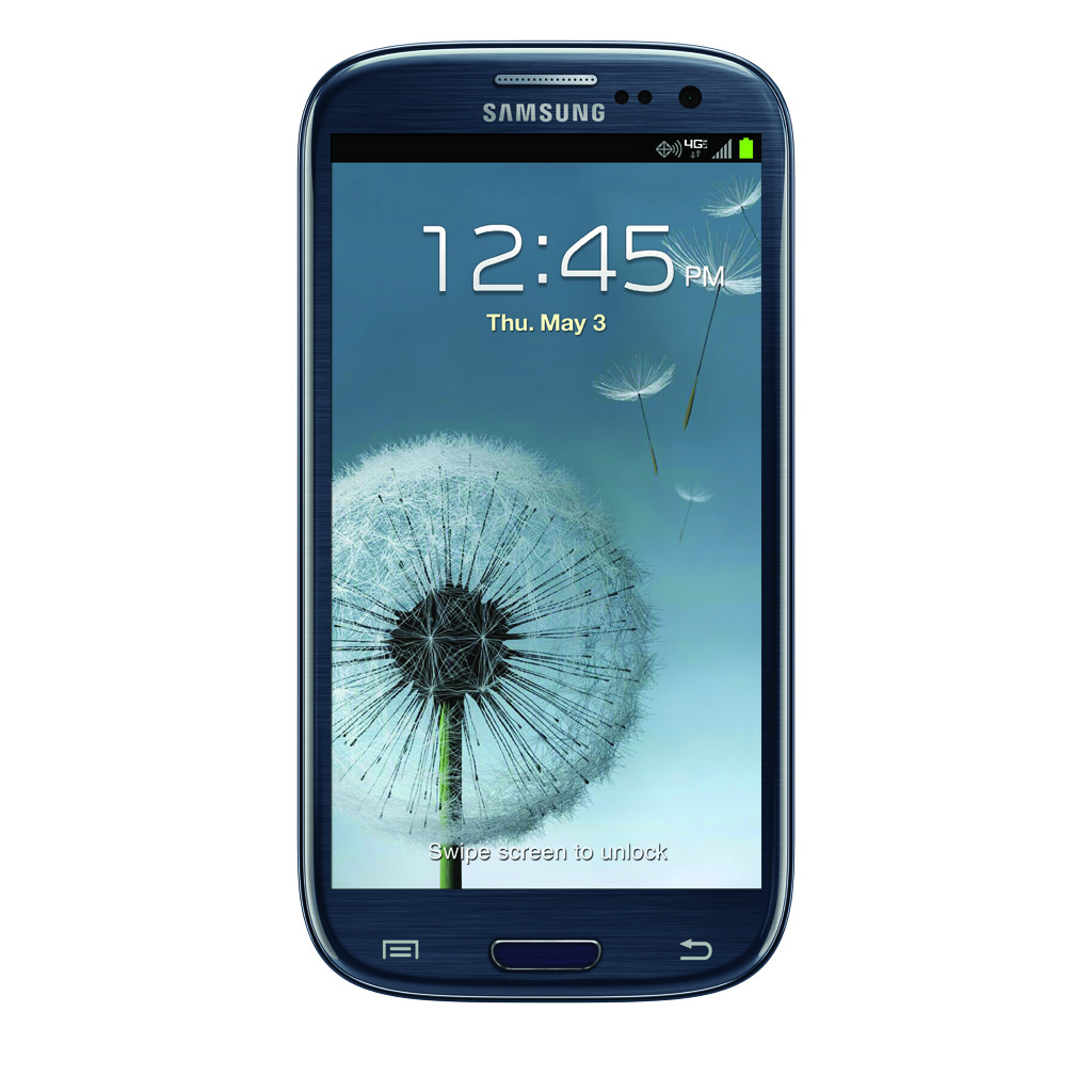 Wireless Phone Amazon Samsung Galaxy S3 Blue 16gb Verizon Wireless