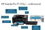 HP LaserJet Pw Printer
