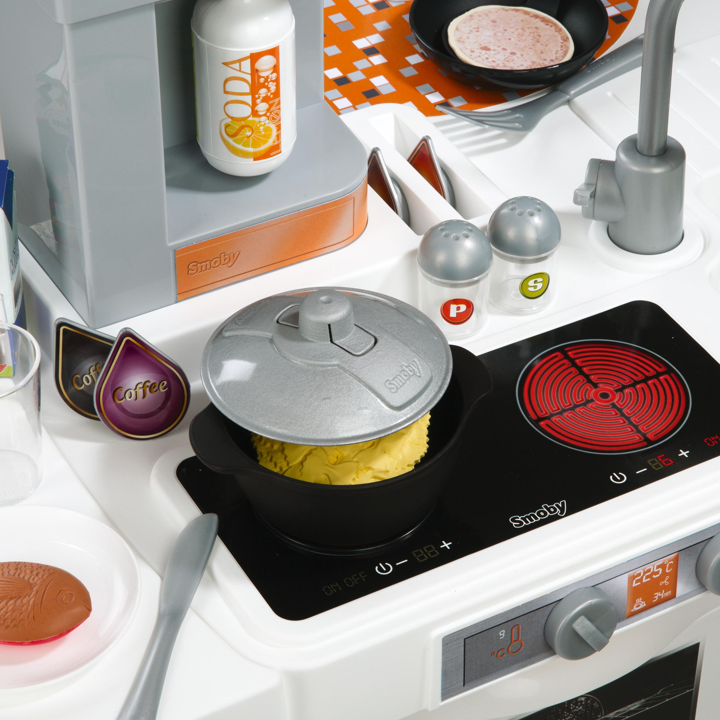 Smoby Tefal French Touch Bubble Küche Mit Wasserfunktion Smoby Tefal French Touch Bubble Küche Mit Wasserfunktion