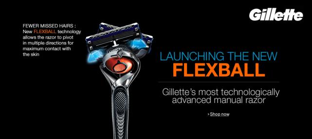 Gillette FlexBall