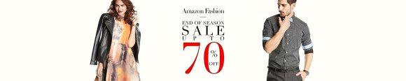 Amazon Fashion EOSS Up to 70% Off