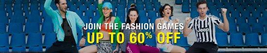 Sports Fashion Sale