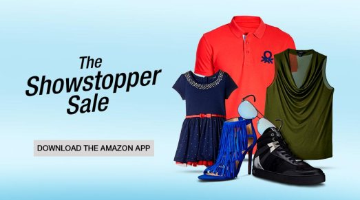 The Showstopper Sale Amazon