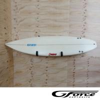 Single Wall Mounted Surfboard Rack