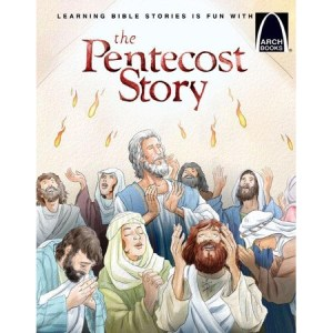 Pentecost Bible Story book