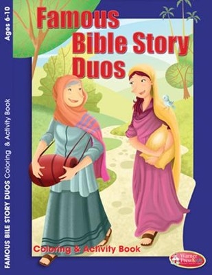 Bible characters Coloring Book