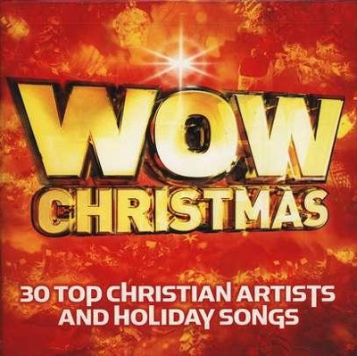 WOW Christmas (Red) CD - Christianbook