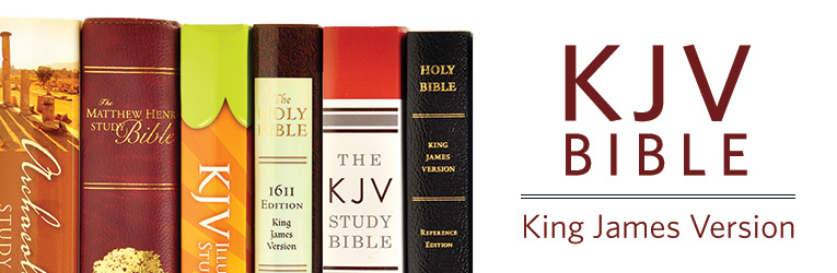 KJV King James Version Bibles - Christianbook