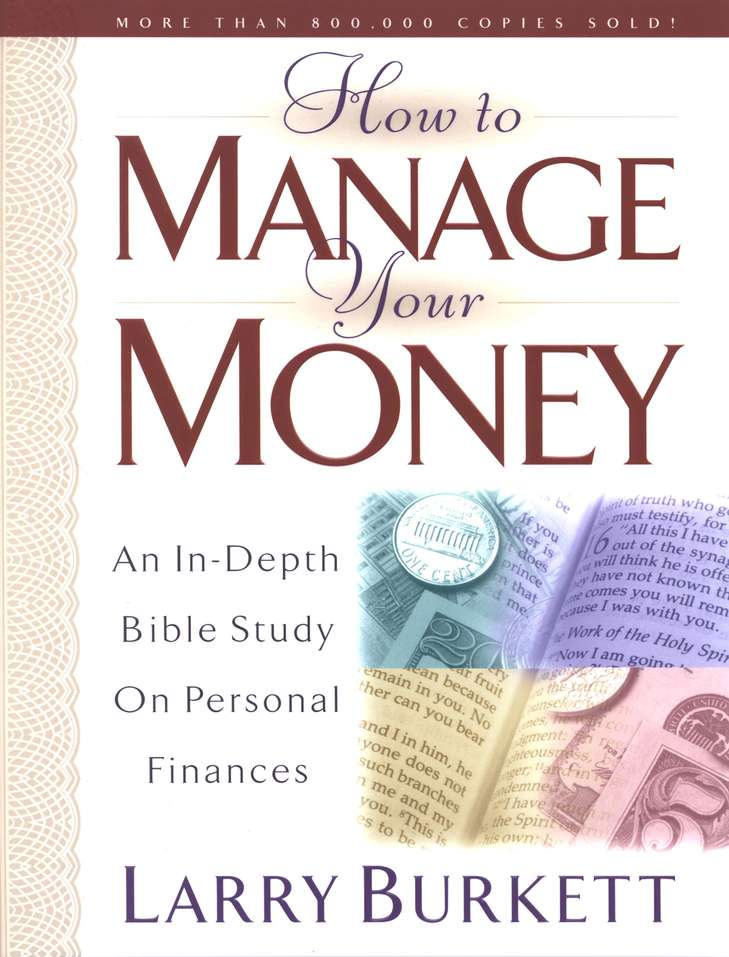 How to Manage Your Money An In-Depth Bible Study On Personal