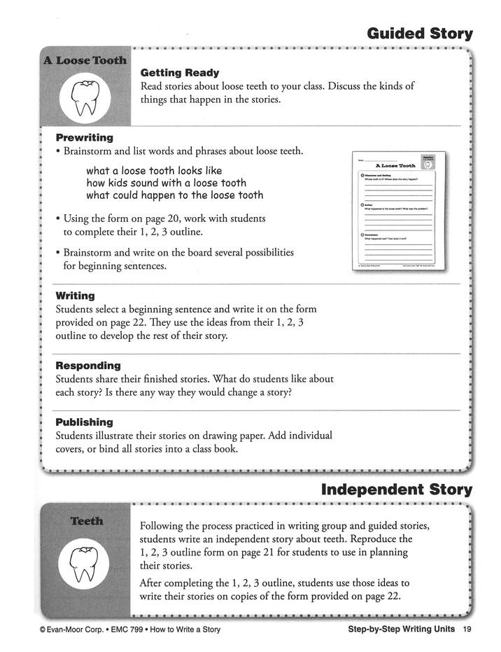 How to Write a Story, Grades 1-3 9781557998019 - Christianbook