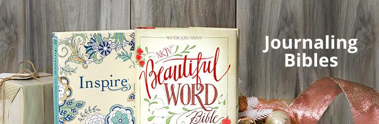 Journaling Bibles - Christianbook