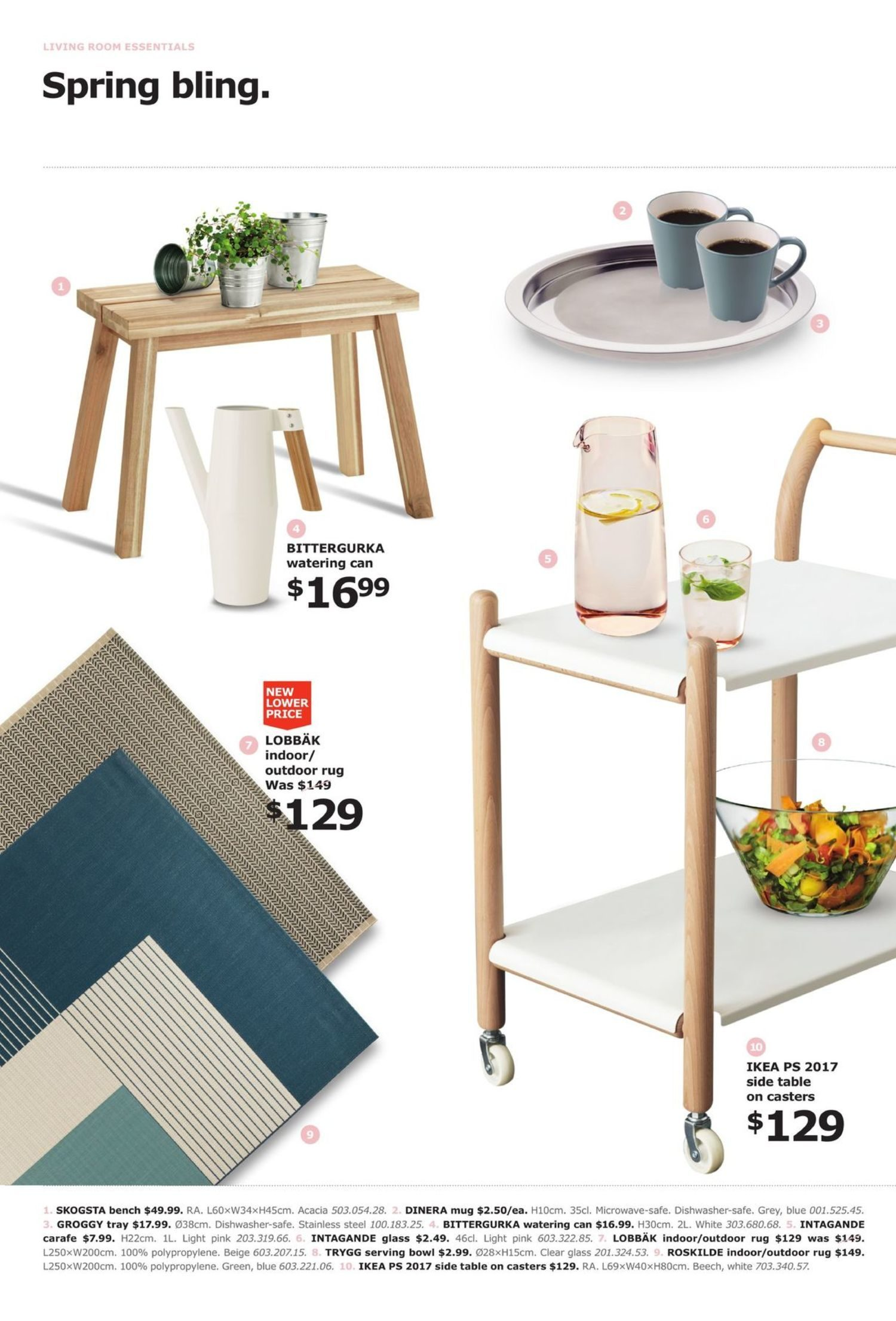Sessel Skarpö Ikea Weekly Flyer Living Room Savings Event Apr With