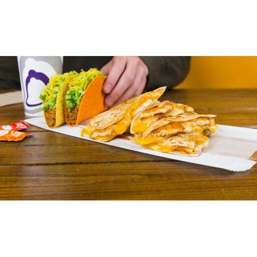 Medium Crop Of Taco Bell Chalupa Box