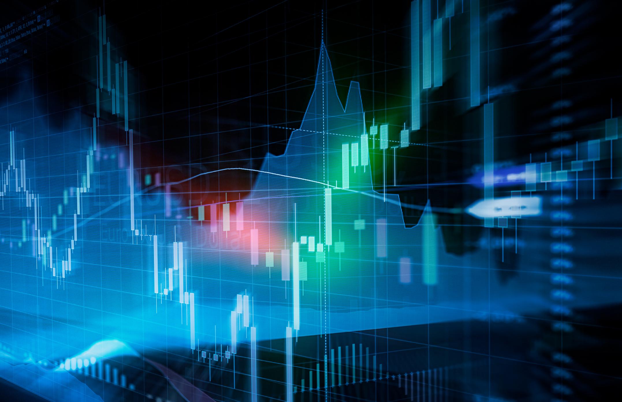 stock compare chart