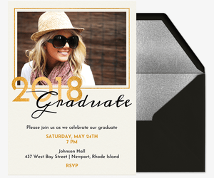 Free Graduation Party Invitations Evitecom