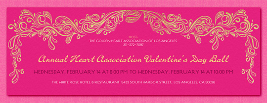 Free Valentines Day Online Invitations Evite