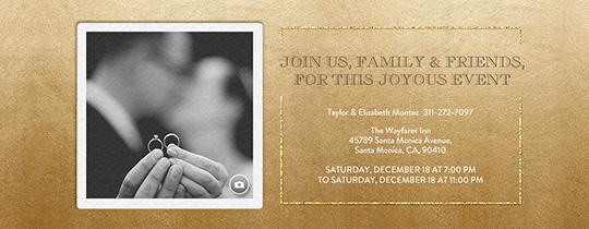 Free Engagement Party Invitations Evitecom