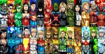 All Justice League Members