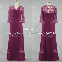 Mother Of The Bride Dresses Plum - Wedding Dresses In Jax