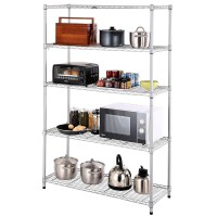 Commercial Powder Coating Kitchen Wire Rack-in Storage ...