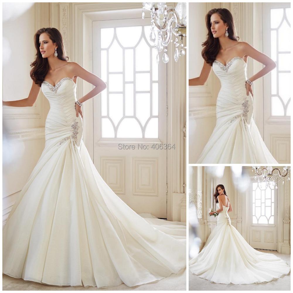 long sleeves soft white wedding dress white wedding dress Long Sleeves Soft White Wedding Dress