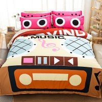 Popular Music Notes Comforter-Buy Cheap Music Notes ...