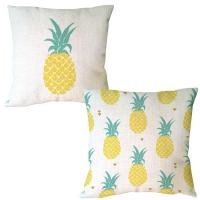 Home Decor Trend: 18 Pineapple Print Throw Pillows We Love ...
