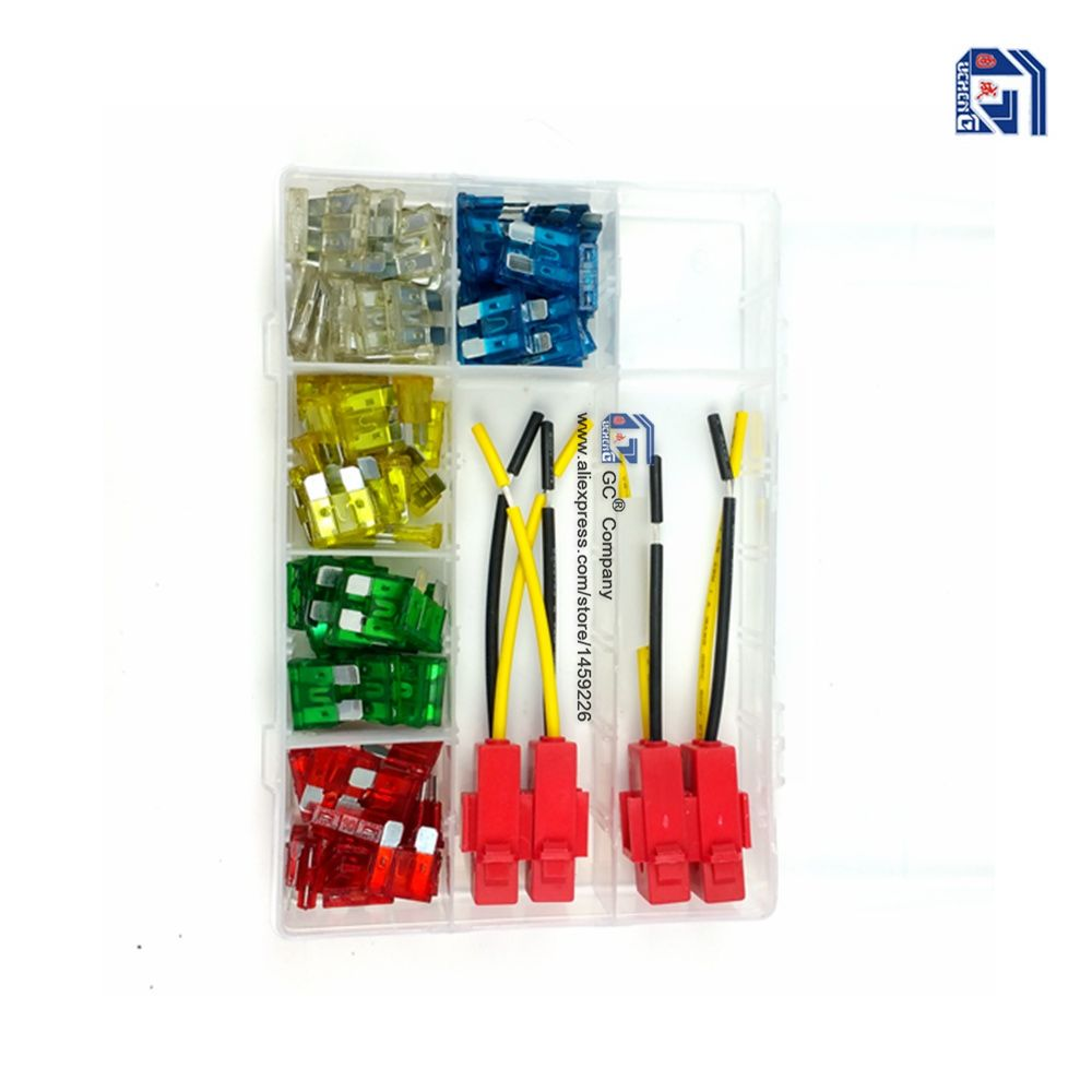 motorcycle blade fuse box