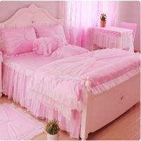 Aliexpress.com : Buy Korean style lace bedspreads princess