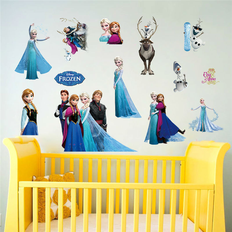 aliexpress buy fairy tale movie wall stickers home decor girls movie wall decals wall decal flying bike ambiance sticker