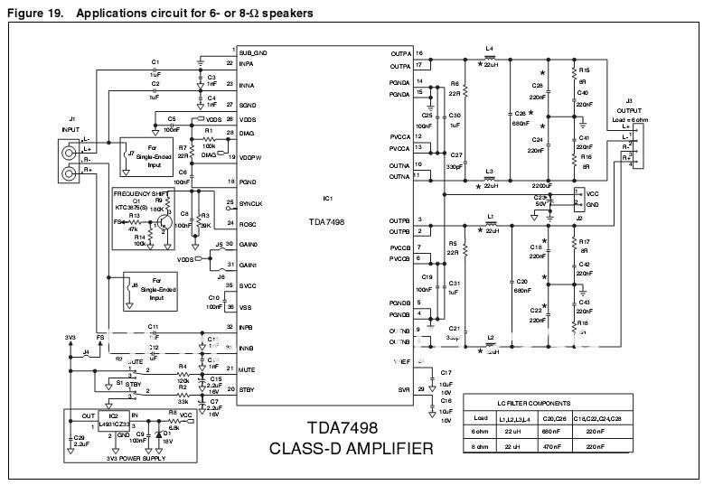 class d schematic help needed diyaudio