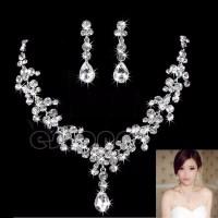 Free Shipping Wedding Bridal Rhinestone Crystal Drop ...