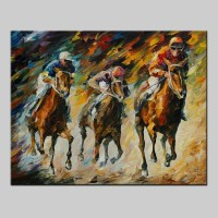 Popular Large Horse Paintings-Buy Cheap Large Horse ...