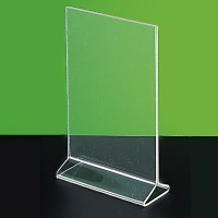 acrylic sign holder,display stand,label holder ,picture ...