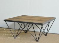 Do the old retro minimalist modern rustic furniture / LOFT ...