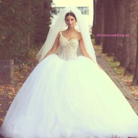 Big Puffy Ball Gowns - Gown And Dress Gallery