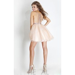Flagrant Size Girls Prom Gown Belk Prom Dresses 2016 Belk Prom Dresses 2 Piece 2015 Beaded Short Homecoming Dresses Black Tank 8th Grade Graduation Dress wedding dress Belk Prom Dresses