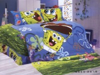 Popular Spongebob Quilt Cover-Buy Cheap Spongebob Quilt ...