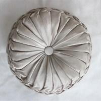 new arrival handmade round decorative cushions pillows ...