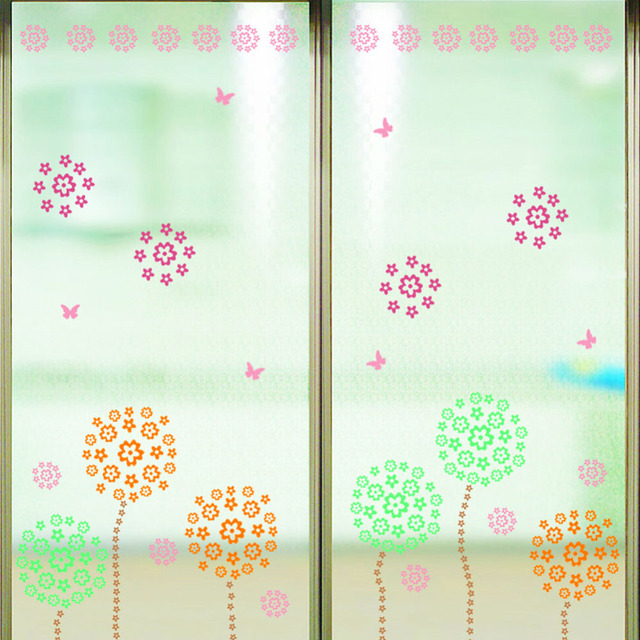 diy removable wall sticker window decals art home decor kids children removable wall decals high quality pvc childrens bedroom wall stickers
