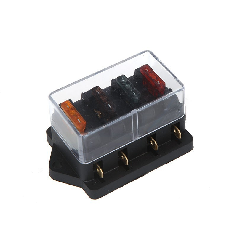 universal automotive fuse box