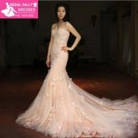 New-Arrival-Custom-Made-Sweetheart-Elegant-Sleeveless ...