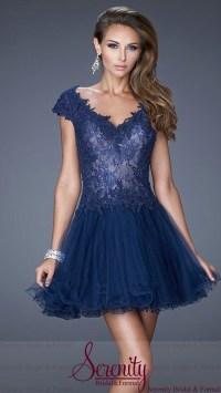 Short Navy Blue Prom Dresses | Cocktail Dresses 2016