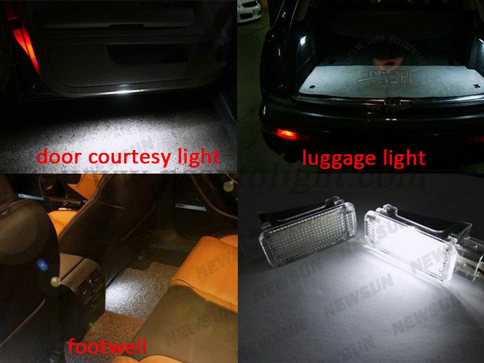 Deur Verlichting Audi A4 Led Interior Light Bars Picture - More Detailed Picture