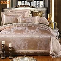 Luxury silk bedding sets tencel silk/cotton A/B side bed ...