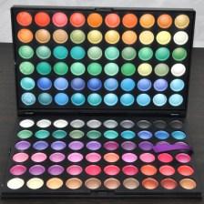 120 Colors Fashion Eye Shadow Palette Cosmetics Mi...