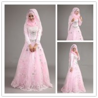 Bridal Gowns: hijab bridal gowns